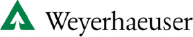 weyehaeuser logo