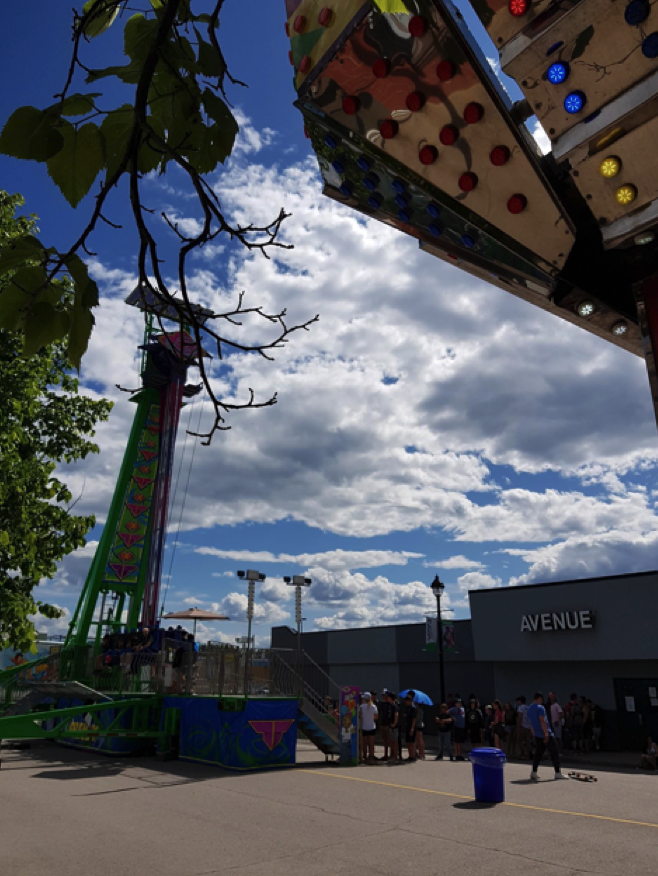 view of fair ride