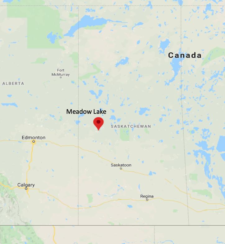 meadow lake map